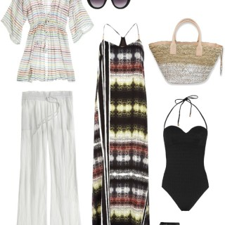What to Pack for a Tropical Vacation #FashionFriday