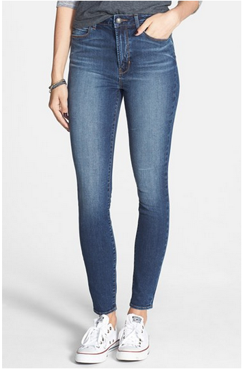 Articles of Society 'Halley' High Waist Skinny Jeans