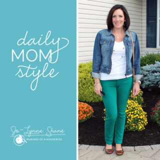 Fashion Over 40 | Daily Mom Style 09.17.14
