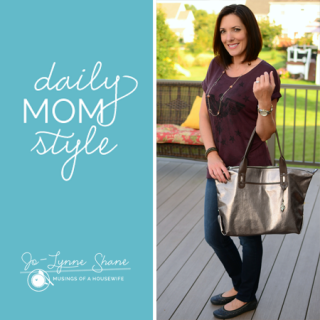 Fashion Over 40 | Daily Mom Style 08.10.14