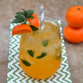 Clementine Mojitos