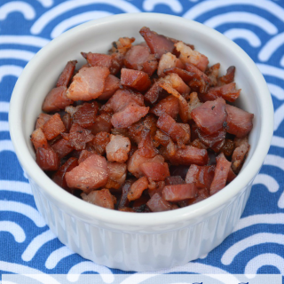 Kitchen Hack: How to Make Homemade Bacon Bits