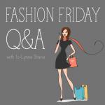 Fashion & Beauty Q&A