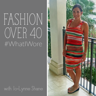 Fashion Over 40 #WhatIWore 10.22.14