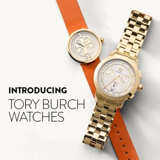 Style Crush: Tory Burch Watches #FashionFriday