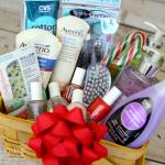 Holiday Gift Idea: DIY Manicure Gift Basket