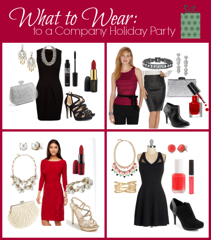 Christmas Cocktail Party Dress Ideas