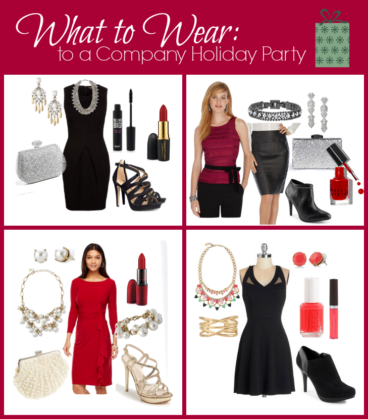 Holiday Party Cocktail Dresses Part - 25: What To Wear To A Company Holiday Party: Cocktail Attire