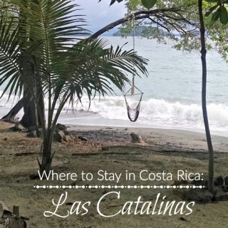 Costa Rica Travel: Las Catalinas