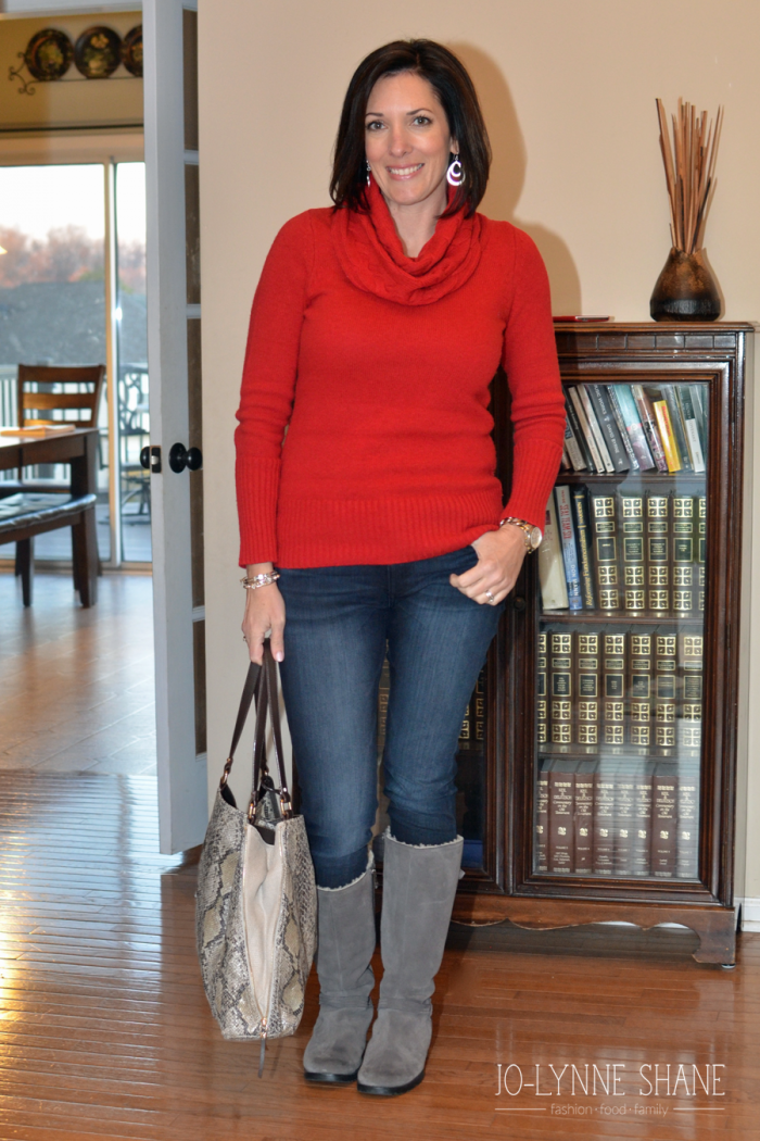 Winter Outfits For Moms