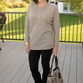 Fashion Over 40 What I Wore This Week 11.12.14