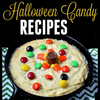 leftover halloween candy recipes featured