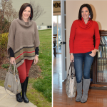 Fashion Over 40 | Casual Winter Outfits for Moms