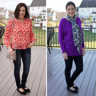 Fashion Over 40 // Daily Mom Style 12.31.14