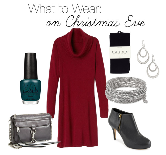 What To Wear on Christmas Eve