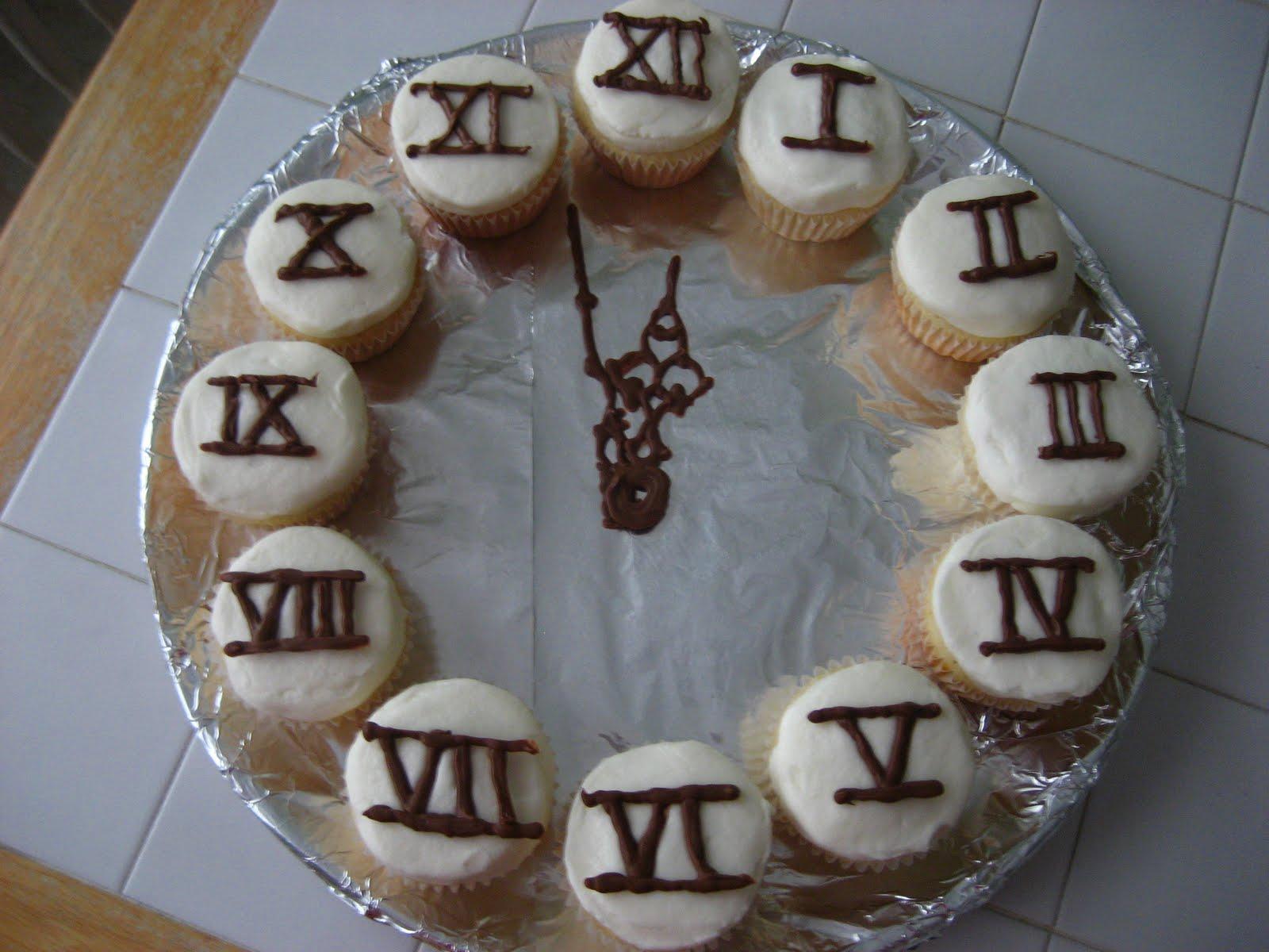 countdown cupcakes