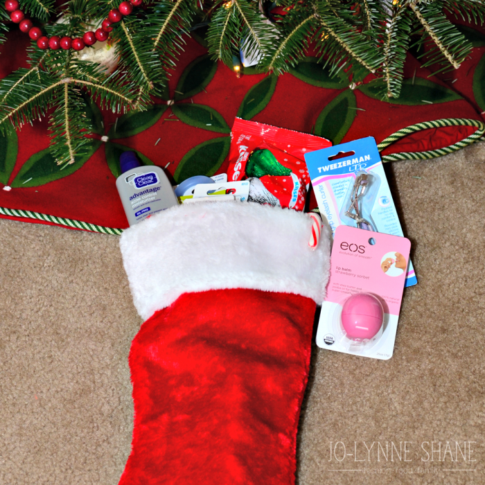 A Christmas Stocking Befitting A Tween
