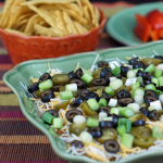 7-Layer Mexican Dip Recipe