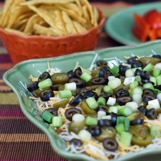 Game Day Recipe: 7-Layer Mexican Dip
