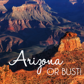 Arizona or Bust! #CoffeeTalk