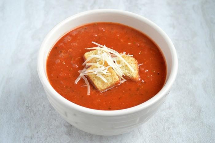 Fast easy tomato soup recipe
