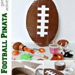 DIY Football Piñata: Game Day Activity for Kids