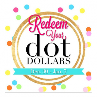 Redeem Your Dot Dollars