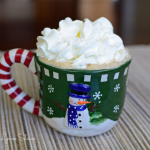 Homemade Peppermint Mocha Latte Recipe