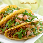 Ground Beef Taco Recipe {without the packet}