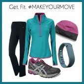 Affordable Workout Gear from Kohl's #MakeYourMove