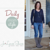 Fashion Over 40: Casual Winter Outfit ideas for Moms