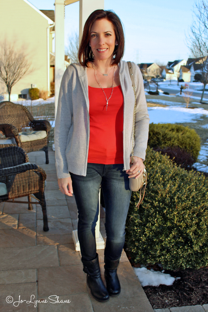 Wearable outfit ideas and fashion for women over 40 at jolynneshane