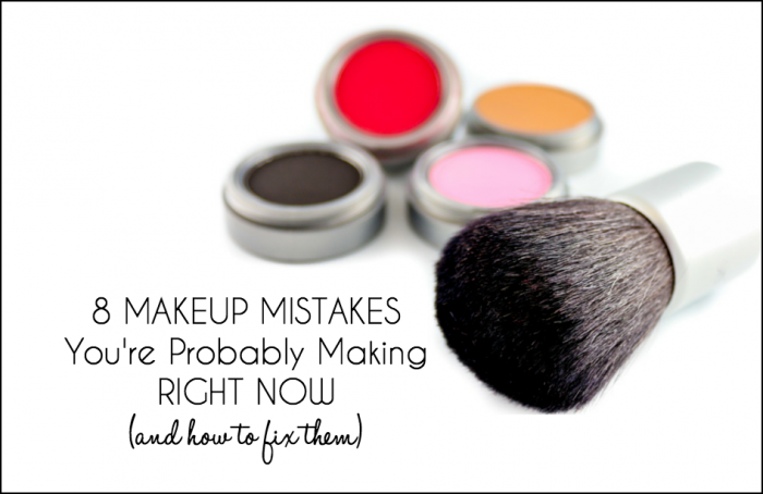 makeup mistakes you're probably making and how to fix them