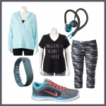 Plus Size Workout Clothes for Women at Kohl's