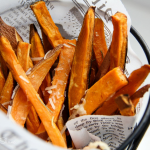 The Very Best Sweet Potato Fries