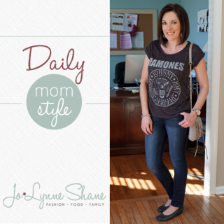 Fashion Over 40: Daily Mom Style 03.18.15