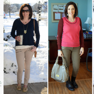 Fashion Over 40: Daily Mom Style 03.11.15