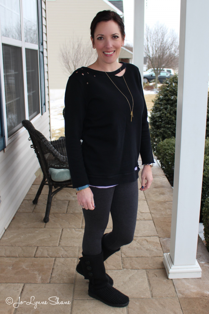 Fashion Over 40 Daily Mom Style 03.04.15