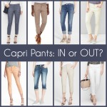 Capri Pants: In or Out?