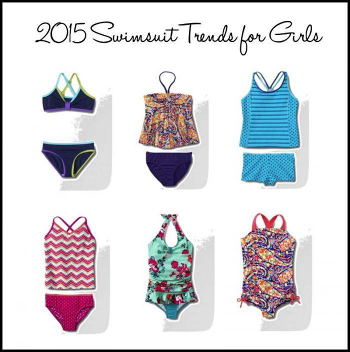 2015 Swimsuit Trends for Girls