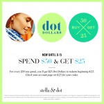 Stella & Dot 'Dot Dollars' Are Here!