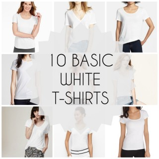 ISO the Best Basic White T-Shirt