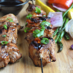30 Minute Meals: Grilled Chicken Kebabs