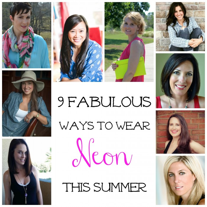 How to Wear Neon This Summer
