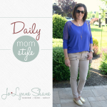 Fashion Over 40: Daily Mom Style 06.10.15
