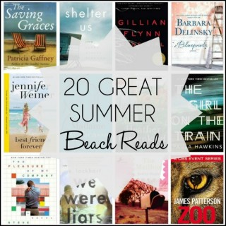 20 Great Summer Beach Reads 2015