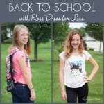 Back to School Fashions at Ross Dress For Less
