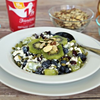 Healthy Breakfast Ideas: Cottage Cheese Breakfast Bowl