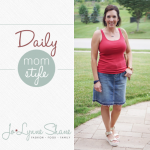 Fashion Over 40: Daily Mom Style 07.07.15