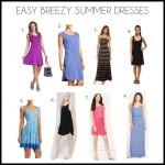 Easy Breezy Summer Dresses